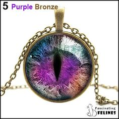Amazing Beauty Cat Eye Pendant Necklace