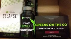 This is Nathan and look what arrived in the mail!! WOOHOO!! I cannot wait to try the Cleanse I have heard so many great results about this incredible stuff! 🙌🎉 I got some Greens on the Go!! If you want a sample msg me or comment below and I would be happy to send one over for you to try!! 8 servings of fruits and veggies, detox, ph balance and non GMO!! Text Health to 407.900.5350 to get my cost!