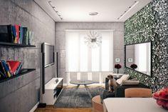 Sala apartamento 42m