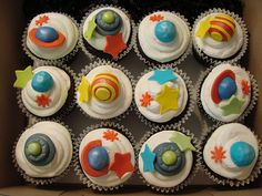 Image result for kosmos cupcakes