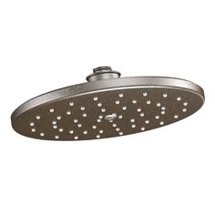 "Waterhill Oil rubbed bronze one-function 10"" diameter spray head rainshower showerhead - S112ORB $492.00"