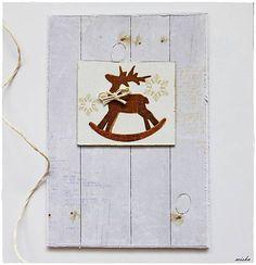 misha_cards / *Vianočný sobík*