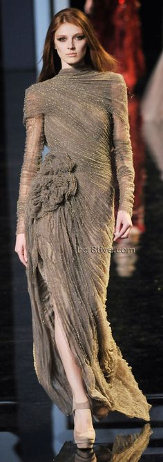 Elie Saab Haute Couture Fall Winter 2010 - 2011