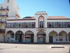 Had a shop here. Palace Hotel, All Nature, Zimbabwe, Heartland, Continents, South Africa, My House, Birth, Cities