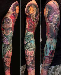 Realism Tattoo by Alex Gotza Healthy Snacks For Diabetics, Super Healthy Recipes, Healthy Dog Treats, Healthy Foods To Eat, Raku Pottery, Sketch Style, Batman Tattoo, Comic Tattoo, Tattoo Video