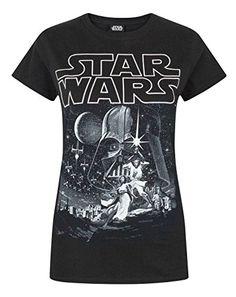 Camisetas Star Wars. Que la fuerza te acompañe #camiseta #realidadaumentada #ideas #regalo