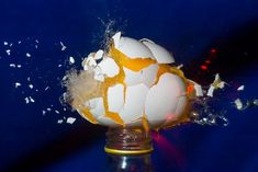 Eggs are a good source of the B-vitamin choline - which can help prevent some forms of mental illness