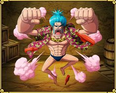One Piece, Franky