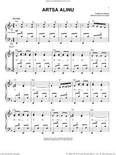 Artsa Alinu sheet music for accordion [PDF-interactive] Accordion Sheet Music, Lyrics, Pdf, Song Lyrics, Music Lyrics