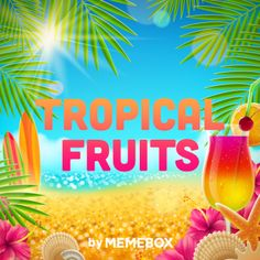Scentbox #5 Tropical Fruits - MEMEBOX  Ordered this waiting for delivery in fall.
