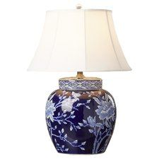 Make a statement on your accent table, nightstand, or bar cart with this exquisite blue chinoiserie gourd lamp. Traditional Table Lamps, Traditional Furniture, Coach Lights, Entryway Console, Gourd Lamp, White Table Lamp, Bedroom Lamps, Jar Lamp, Blue And White