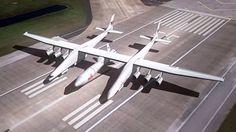 Este é o maior avião da história