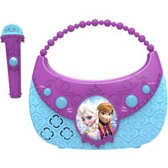 Disney Frozen Cool Tunes Sing Along Boombox Review