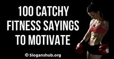 """In this post you will find 100 Catchy Fitness Sayings to Motivate Every Aspect of Your Workout. Fitness Sayings """"Champions make no excuses. Gym Slogans, Catchy Slogans, Fitness Words, Fitness Sayings, Take Care Of Your Body, Take Care Of Yourself, Gym Classes, A Way Of Life, Workout Fitness"""