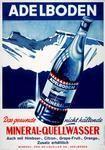 Adelboden Mineral-Quellwasser Adelboden, Minerals, Collection, Event Posters, Gemstones, Mineral