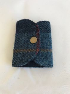 Harris Tweed Cable Tidy by CarberryCrafts on Etsy https://www.etsy.com/uk/listing/572445701/harris-tweed-cable-tidy