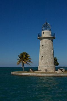Boca Chita Key Biscayne National Park, Dump A Day, Beacon Of Light, Light Of The World, National Parks, Around The Worlds, Lights, Amazing, Lighthouses
