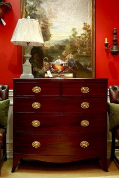 The Color Red, A Misconception And How To Work With It - laurel home