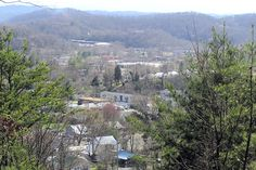 Our local hike - Rogersville, TN - town knob. Mountaineering, Vintage Photography, Knob, Travel Ideas, Tennessee, Grand Canyon, Hiking, History, City