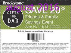 Free Printable Coupons: Brookstone Coupons