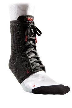 mcdavid lightweight laced ankle brace how to use instructions