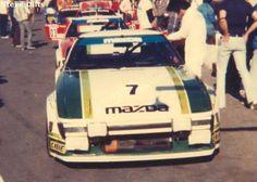 ´79 Mazda RX-7 IMSA GTU(Daytona 24H) Sports Car Racing, Race Cars, Daytona 24, Rx7, Rotary, Mazda, Inventions, Engine, Photo Galleries