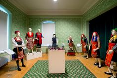 Museum of Folk Costume of the Lyceum of Greek Women Xanthi. Watch the video https://www.youtube.com/watch?v=8yNFhpf2DiI