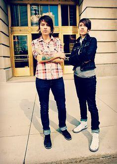 Tegan & Sara Quin