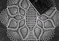 doilies round crochet diagram - Google Search