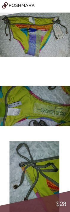 New NWT  Trina Turk bathing suit colorful bottom New NWT  Trina Turk bathing suit colorful bottom  Please feel free to make an offer on any of my items Extra discount on bundles Trina Turk Swim Bikinis