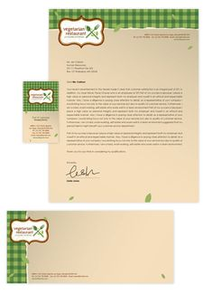 Vegetarian restaurant card & letterhead template will be a good choice for presentations on vegetarian restaurant. Find business card and letterhead templates - download, edit & print! http://dlayouts.com/13-All-Items/717-Vegetarian-Restaurant-Business-Card-Letterhead-Template/flypage.tpl.html