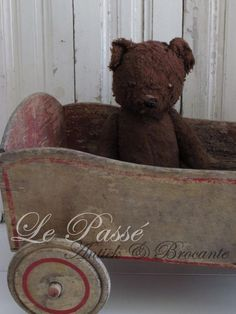 """Love!"" ~ Where are you going Ted? France is a long ways away...jist sayin."