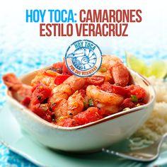 Te traemos una receta más para tu menú semanal, así de rápido y practico. Camarones estilo Veracruz. te dejamos aquí el link:  https://www.facebook.com/hoytocan/photos/a.1036004696417036.1073741828.1028646237152882/1161826470501524/?type=1&theater