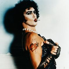 Dr Frank N. Furter (Tim Curry) - The Rocky Horror Picture Show | 39 Guys Who Sparked Your Sexual Awakening