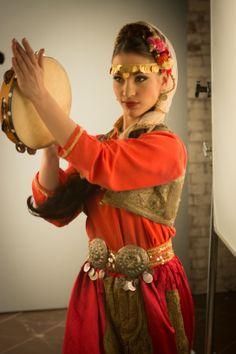 Serbian folklore, ethnic dress, #AKUD_Branko_Krsmanovic (photo by Mario Juresic)