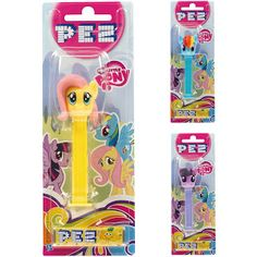 Fluttershy PEZ Now Available