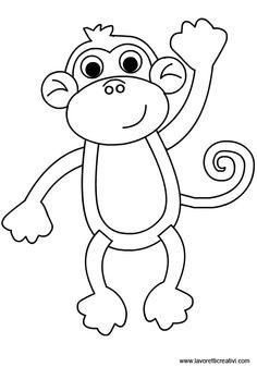 Мавпа-на-кольори
