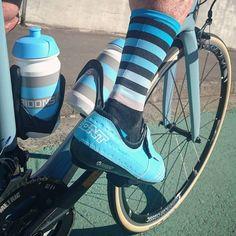 Sako7 Bon Courage Green Edition Socks
