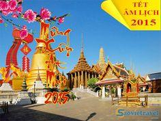 Du Lịch Thái Lan Tết Nguyên Đán Ất Mùi 2015