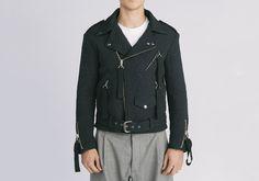Matthew Miller Creates Fall 2014 Outerwear with Kvadrat • Selectism