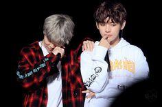 Jimin and V ❤ BTS Japan Official Fanmeeting VOL.3 in Osaka #BTS #방탄소년단