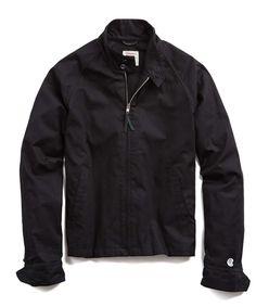 The Harrington Jacket in Black