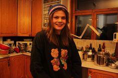 Päätettiin eilen livistää Ellin mökille saunomaan, pelailemaan, syömään, juomaan ja nauramaan.