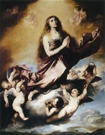 The Ecstasy of Saint Mary Magdalen - Luca Giordano