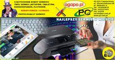 Serwis laptopów, komputerów, tabletów, drukarek, kserokopiarek, niszczarek, wszystkich urządzeń biurowych.  PC-NET Rafał Latacz ul. Słonecznikowa, 6B 42-224 Częstochowa Czynne od Poniedziałku do Piątku: od 8:00 do 16:00  Tel. 793900878 Tel. 343227441 GG: 53448142 internet@pc-net.pl   www.pc-net.pl www.naprawadrukarek.pl www.serwisdrukarekhp.pl www.serwisdrukarekbrother.pl www.naprawalaptopowczestochowa.pl