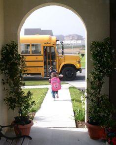 1st day of kindergarten poem