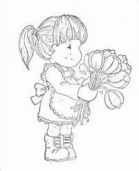 Resultado de imagem para muñeca magnolia para imprimir