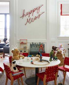 Inside My Kids' Playroom Photography: Peter Murdock