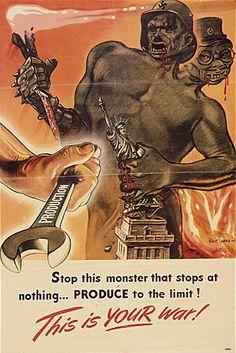 posters II Guerra Mundial
