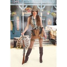 DisfracesMimo, disfraz vaquera sexy mujer talla m/l.Este Disfraz de Vaquera para mujer presenta una estética desenfada y moderna, alejada de la clásica imágen de los Cowboys de las películas de cine del Oeste.Este disfraz es ideal para tus fiestas temáticas de disfraces de indios y vaqueros para el oeste para mujer adultos.